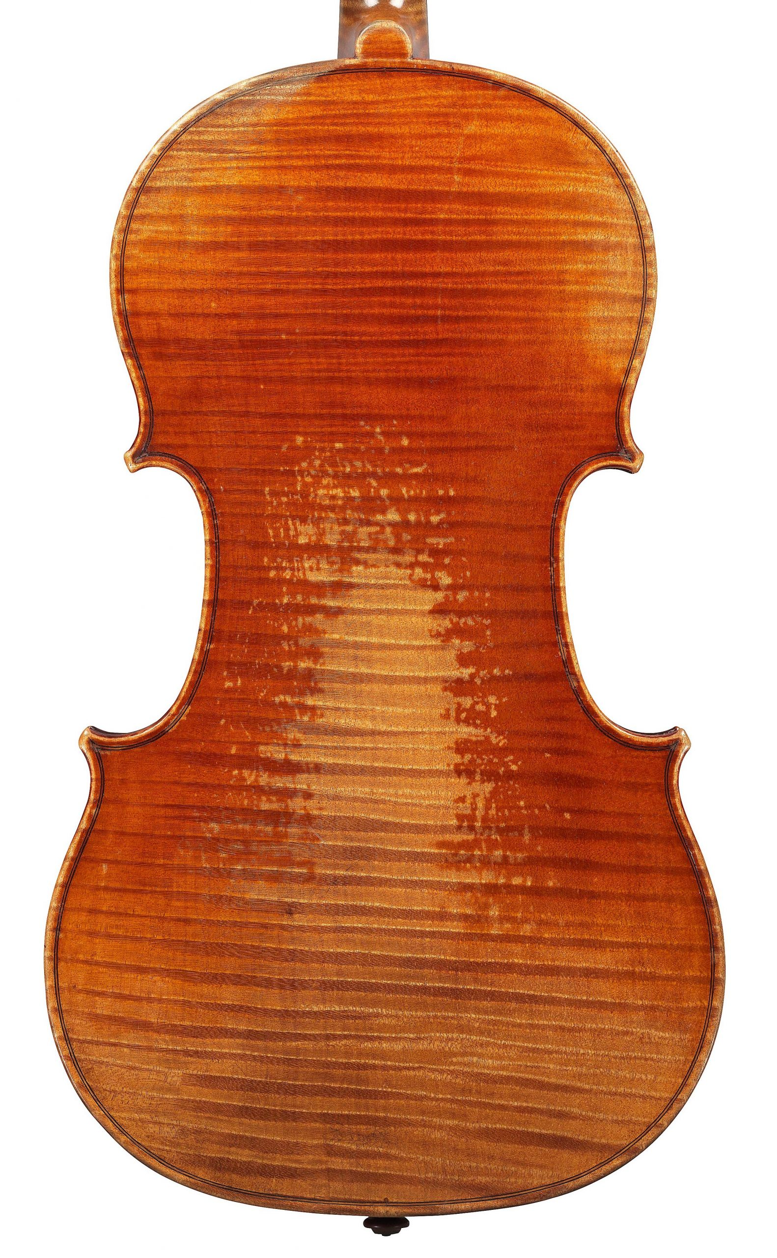 Viola by JB Vuillaume, dated 1859, ex-Karrman, exhibited by Ingles & Hayday at Sotheby's in 2012