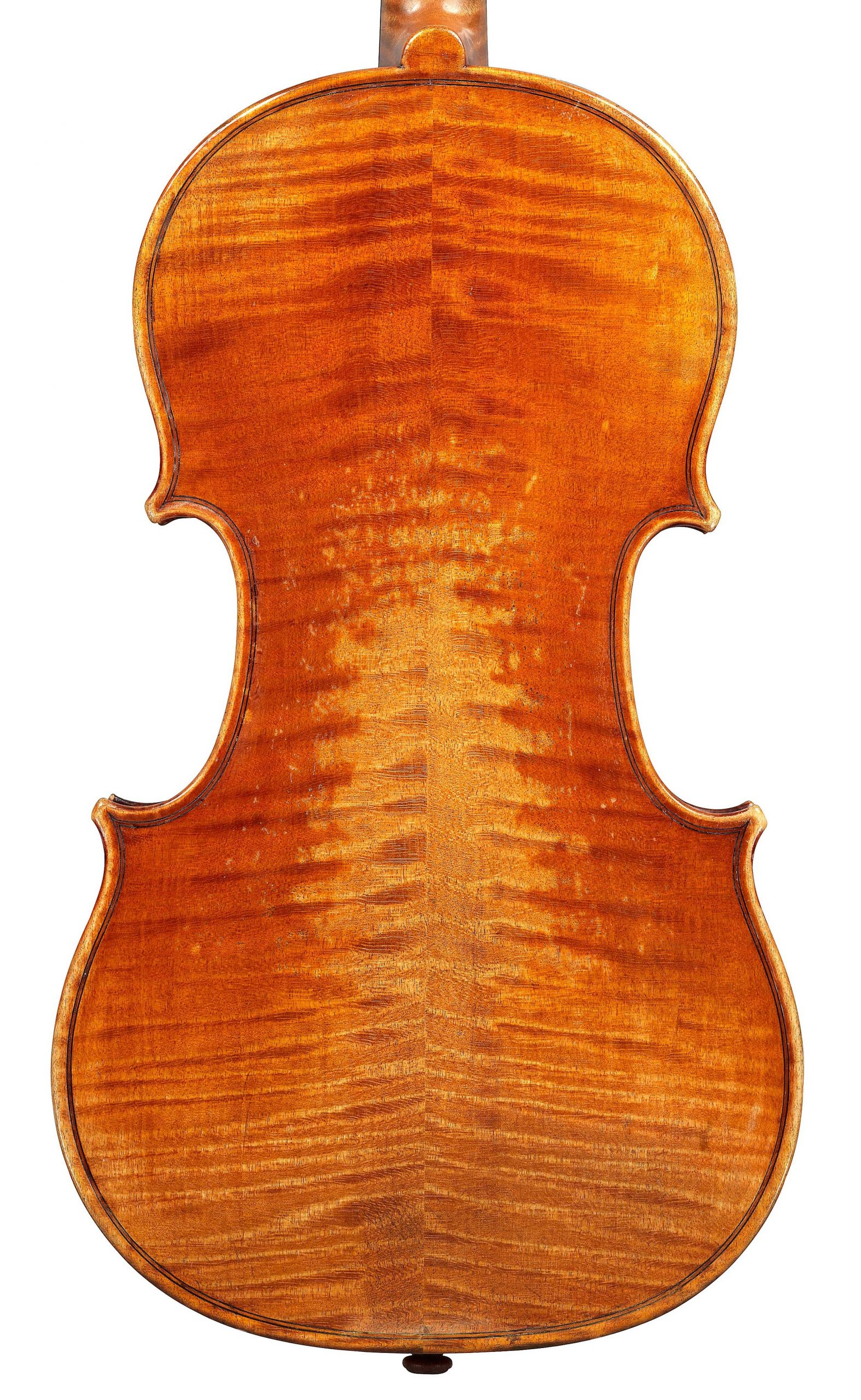 Violin by JB Vuillaume, dated 1859, ex-Karrman, exhibited by Ingles & Hayday at Sotheby's in 2012