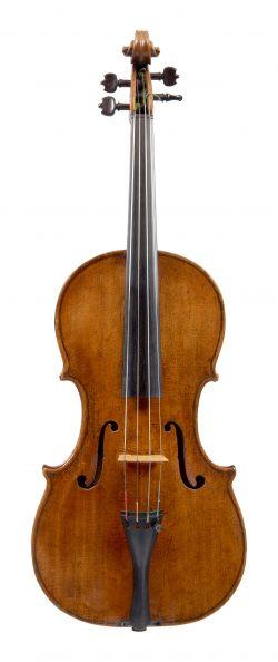 Front of a viola by Carlo Tononi, Venice, circa 1705