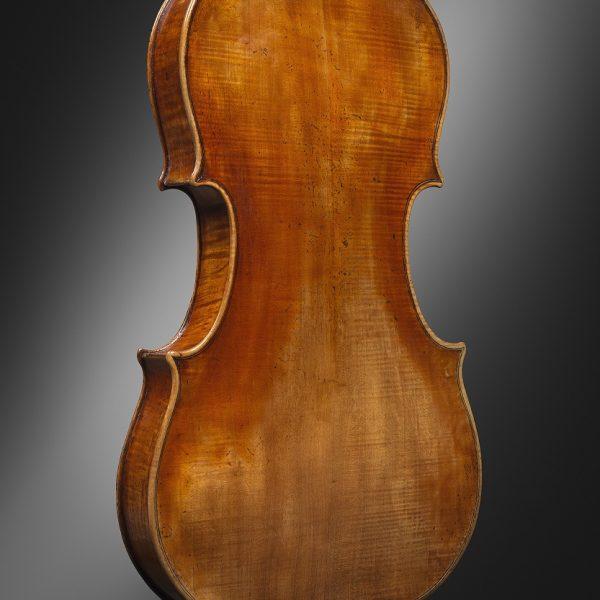 Violin by Lorenzo Storioni, Cremona, circa 1790